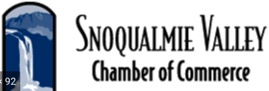 Snoqualmie Valley Chamber of Commerce Logo
